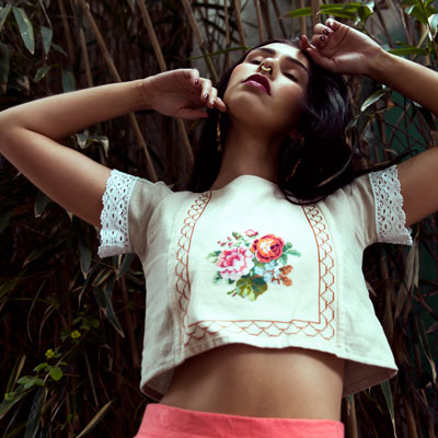 Fashion Photographer - Clothing from Flock Brighton