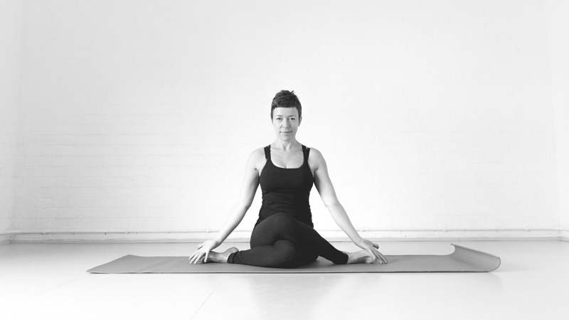 Brighton Professional Photographer - Yoga Pictures