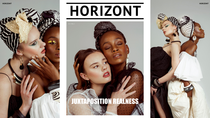 Front Cover in Horizont Magazine