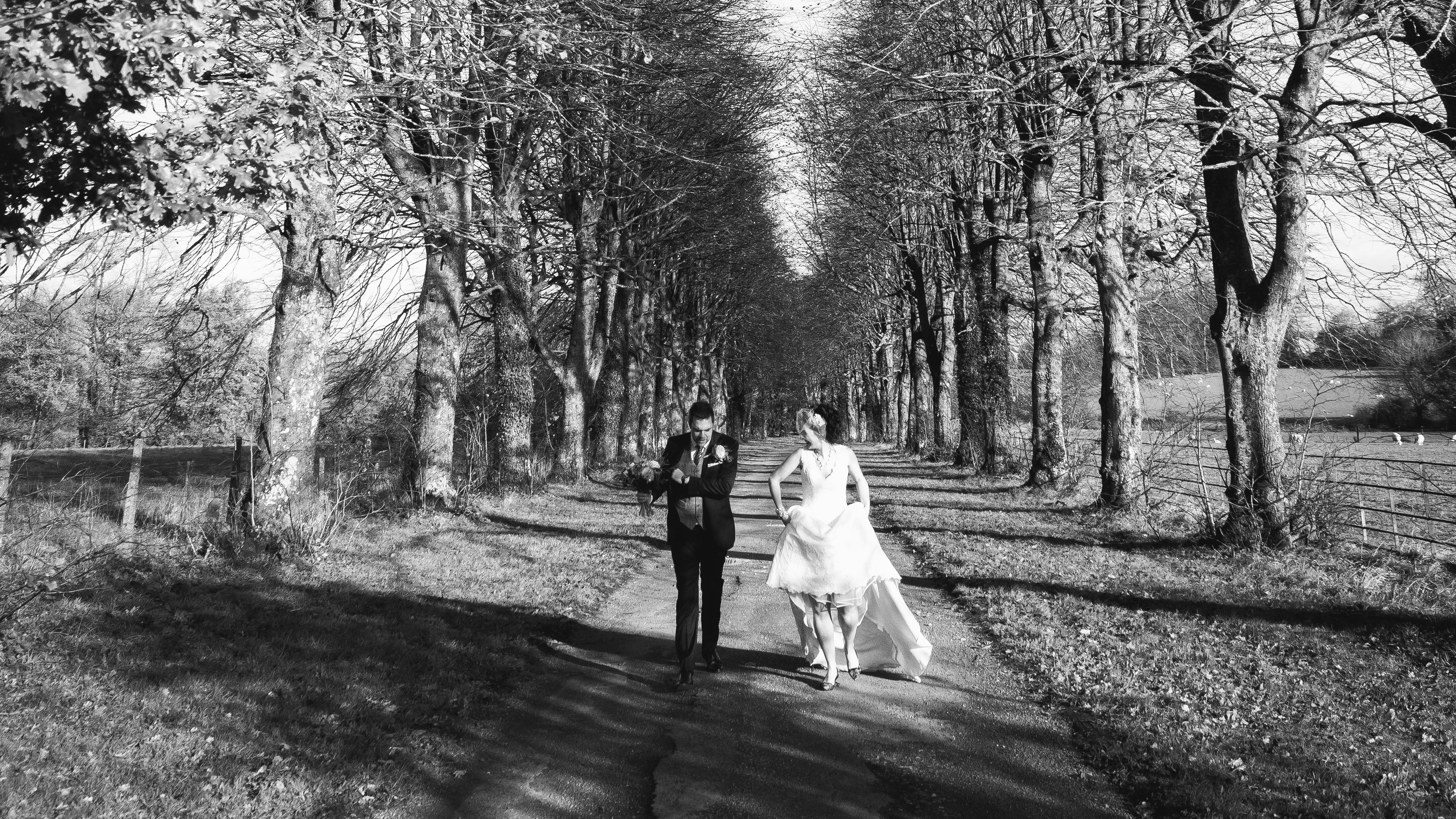 Froyle Park Country Estate Wedding - Charlie & Alasdair